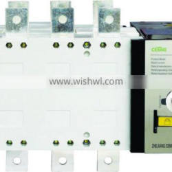 High quality Double Power Automatic Transfer Switch ATS CMGQ2-1250 800A