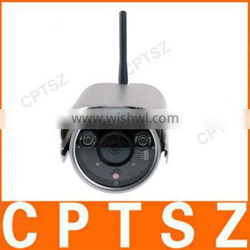 Waterproof H.264 720P CMOS Sensor Wireless IP Camera