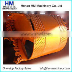 Double Cut Soil Drilling Bucket For Bauer Rotary Drilling Rig