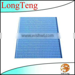 Shining hot stamping pvc wall panel in Haining longteng industry
