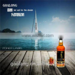 best whisky in india with OEM and ODM service, royal blend gold whisky