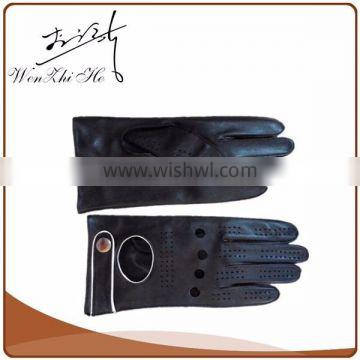 Environment Protection Military Usage Sheepskin Custom Fighting Gloves