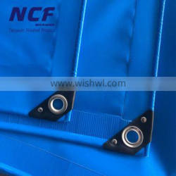 Customized Pvc Covers Sheet With Eyelets