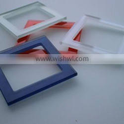 wall mounted Switch Tempered Glass
