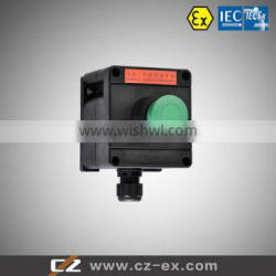 IECEX & ATEX certified Full plastic explosion proof controller