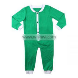 2016 Kaiyo Christmas wholesale cotton baby clothes oem service romper toddler boutique carter's baby clothing evening jumpsuits