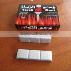 Smokeless Bamboo Silver Charcoal for Hookah