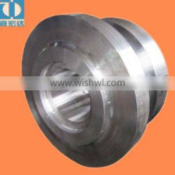 ANSI A105 body adapter forging parts