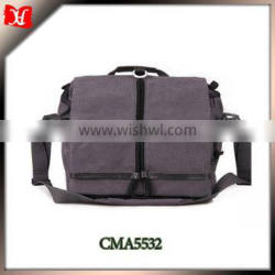High Quality Professional vintage canvas camera bag unique camera bags camera assistant bag