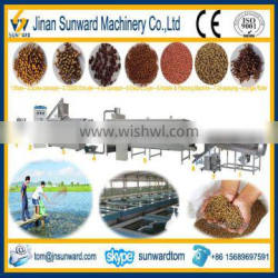 Floating And Sinking Fish Food Pellet Machinery