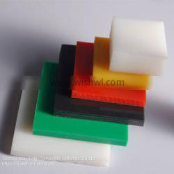 corrosion resistance UHMW-PE sheet for chemical industry eco-friendly HDPE sheet