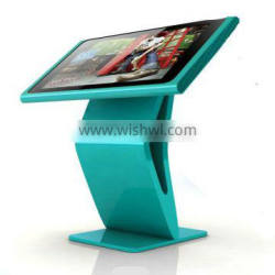40 inch indoor vertical touch screen LCD kiosk