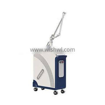 Pigmented Lesions Treatment Top Quality Active Q Switched Facial Veins Treatment Nd Yag Laser Remover Tattoo Machine