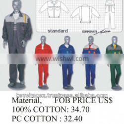 Work wears Safety clothing jeans cloth working cloth 2017
