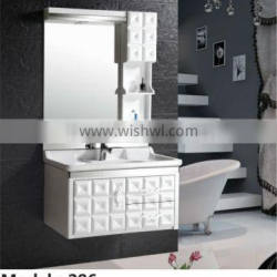 Bathroom Cabinet /PVC Bathroom Cabinet With Princess Style