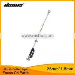 Cheap Price Garden Machinery 43cc 52cc 2-stroke Engine Grass Trimmer Spare Parts 26mm*1.5mm Aluminum Pipe