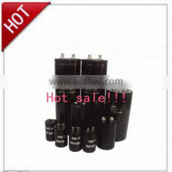 aluminum electrolytic capacitors for power or SMPS 33uf 400v power capacitors