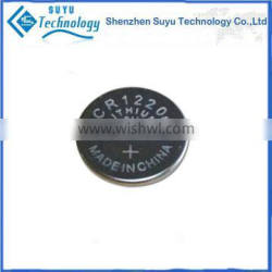 dry cell battery cr1220 / Mitsubichi CR1220 Button cell battery