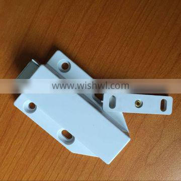 HJ-081 Good quality single cabinet glass door magnetic catch