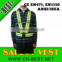 safety vest with elastic