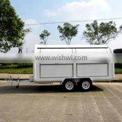 mobile food trailers with wheels for sale australia XR-FC400 D