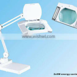 Professional Desktop Magnifier Lamp/led Medical Magnifying Lamp/Led Magnifier Lamp Vertical