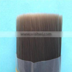 BROWN COLOR PET PBT SOLID TAPERED FILAMENT