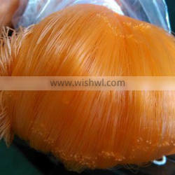 pa material nylon fishing gill nets type knotted nylon nets supply hot sale
