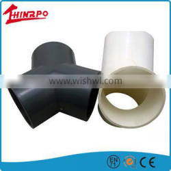Customized Plastic Pipe Bend Elbow Fittings pvc pipe fittings