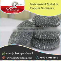 HOT and Great Design Galvanized Metal Scourers at Affordable Price