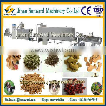 2017 popular selling dog food machine