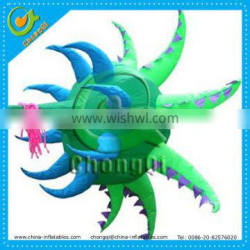 Fashion lighted inflatable decorations for sale