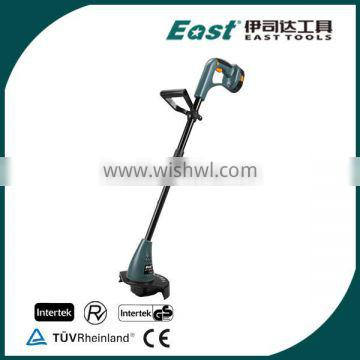 18v telescopic handle cordless 10inch grass trimmer
