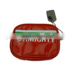 mirror leather red coin purse/ Newest Coin Purse - China factory / custom high quality handmade ladies small coin purse wholes