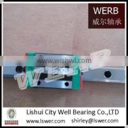 Linear guides and slides HGR20-1000mm with a block