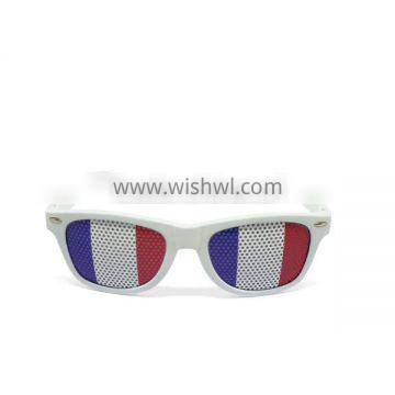 Cheap promotional sunglasses,game sunglasses with printing logo lens