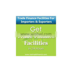 Avail Trade Finance Facilities for Importers & Exporters