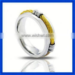 Factory hot sale stainless steel cable rings