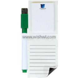 Small Magnetic notepad 80mm x 210mm