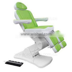 WB-6675A Electric Pedicure chair/pedicure spa chair with 5 motors message bed
