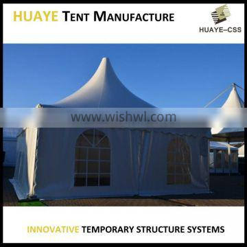 Small white Pagoda tent, Wedding tent, promotion tent