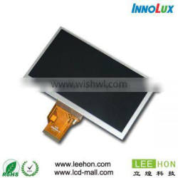 INNOLUX 6.5 inch tft lcd display AT065TN14 Special for car use