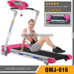 QMJ-616 Foldable Treadmill 1.5HP