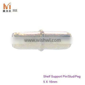 Cabinet 5mm Hole Metal Steel Shelf Support Studs Pegs Pins