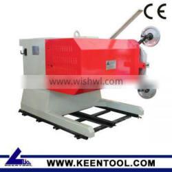 Diamond cable machine for stone rocks