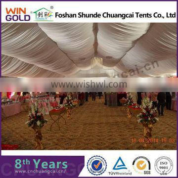25x60 Pakistan white Marquee wedding cheap party tent