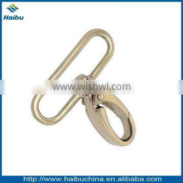 Promotional design swivel snap hook stainless steel swivel bolt snap hook