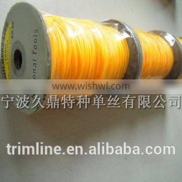 1.0mm*100m spool packing nylon builder line
