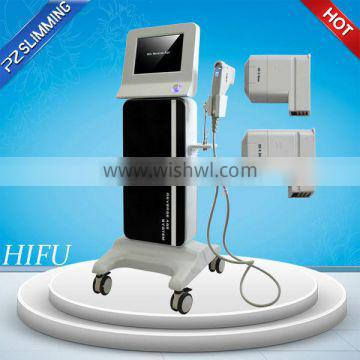New Technology Hifu Machine Skin Lifting For Face Lift Skin Rejuvenation High Frequency Acne Machine