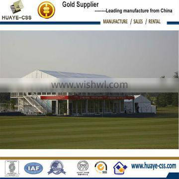 High quality double decker sport tent structure for events two story floor tent